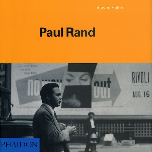 Articles and Books about Paul Rand